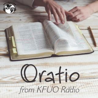 Oratio from KFUO Radio