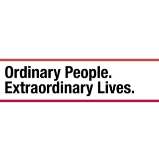 Ordinary People. Extraordinary Lives.