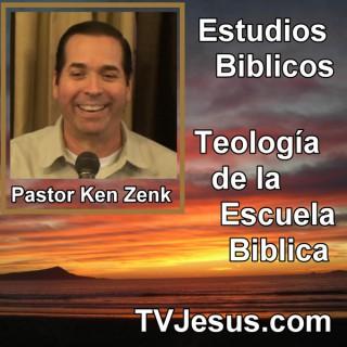 Pastor Ken Zenk - Teologia - Escuela Biblica - Sermones de Cristo, Biblia, Cristiano