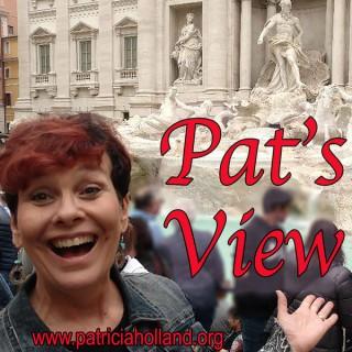 Pat's View: Inspirational stories