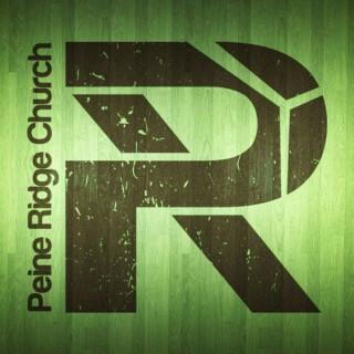 Peine Ridge Sermons