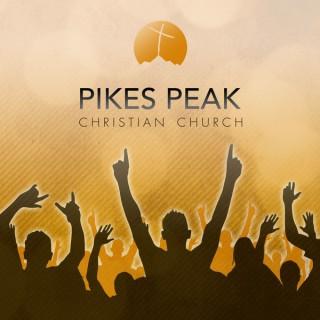 Pikes Peak Christian Church Sermon Podcast