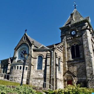 Pitlochry Church of Scotland Sermon-Cast