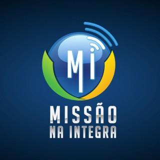 Podcast Missão na Integra
