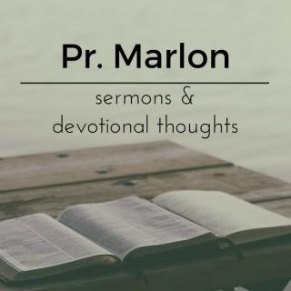 Pr. Marlon's Blog