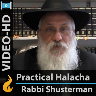 Practical Halachah on the Laws of Shabbat (Video-HIGH)