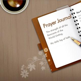 Prayer Journal - RUTCTV