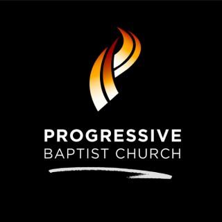 Progressive Baptist Church Podcast