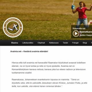 Raamatusta kestäviä avaimia elämään - avaimia.net