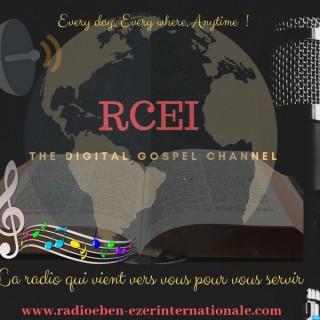 Radio Eben-Ezer Internationale ( The Digital Gospel Channel) Ministry  Franck DORISTIL: Podcaster, Publishing author, Christi