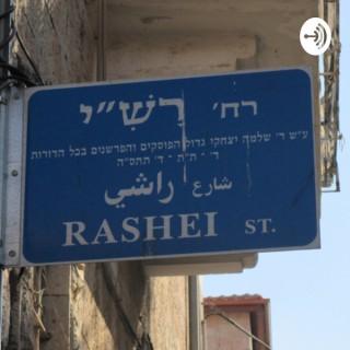 Rashi with Rabbi Kennard