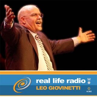 Real Life Radio with Pastor Leo Giovinetti on KWAV