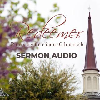 Redeemer Presbyterian Church: Sermon Audio