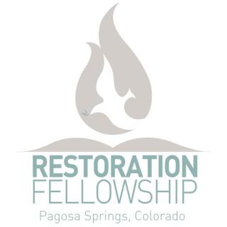 Restoration Fellowship Sermon Podcast
