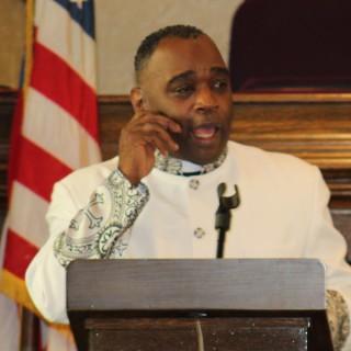 Rev. Dr. Jimmie Hicks, Jr - Senior Pastor at Start Right Church