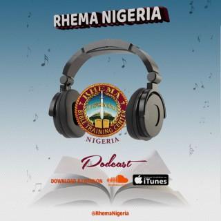 Rhema Nigeria Podcast