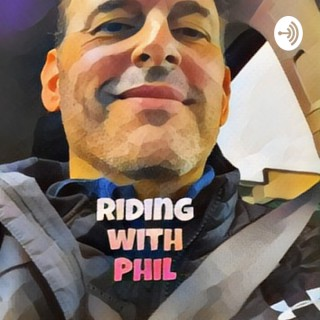Riding with Phil
