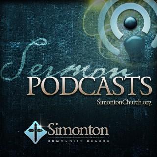 Sermon Podcasts   Simonton Community Church