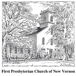 Sermons at First Pres. New Vernon
