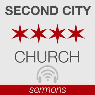 Sermons at Second City Church non denominational church in Chicago
