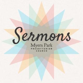 Sermons from Myers Park Presbyterian Church