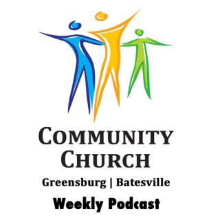 Sermons – Community Church | Greensburg | Batesville