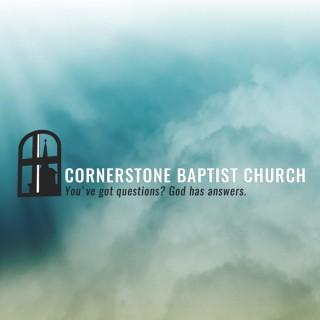 Sermons – Cornerstone Baptist Church of Exeter, Maine