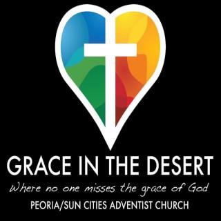 Sermons – Grace In the Desert