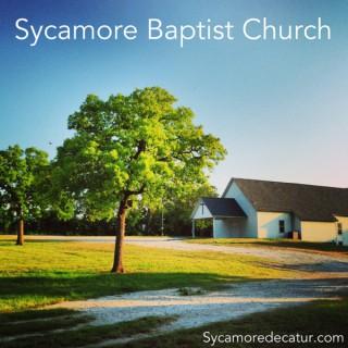 Sermons – Sycamore Baptist Church