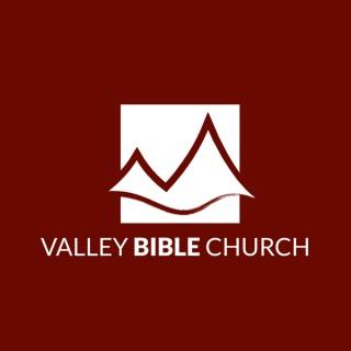 Sermons – Valley Bible Church