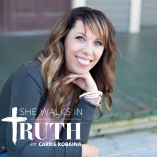She Walks In Truth
