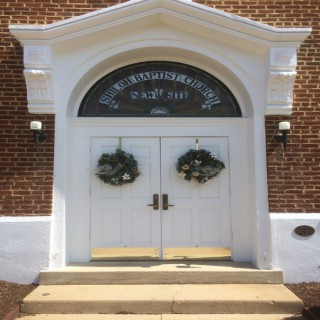 Shiloh Baptist Church New Site