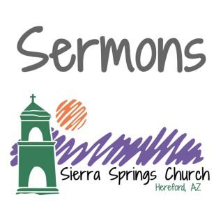 Sierra Springs Church Sermons