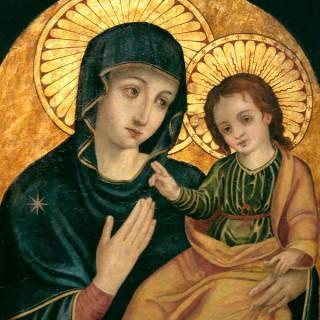 Something about La Madonna - Totus2us