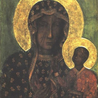 Something about the Mother of Jesus