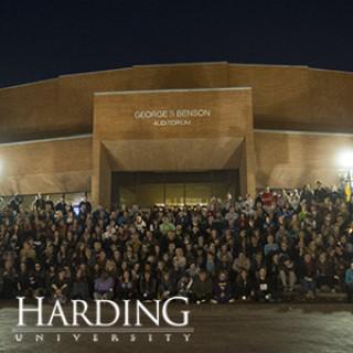Spring 2014 - Harding University Chapel