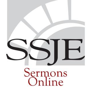 SSJE Sermons