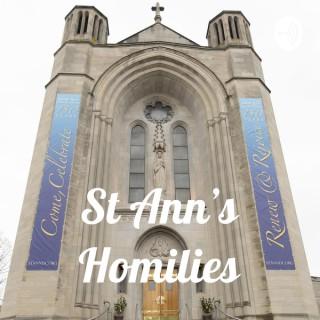 St. Ann DC Podcast