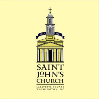 St. John's Church, Lafayette Square