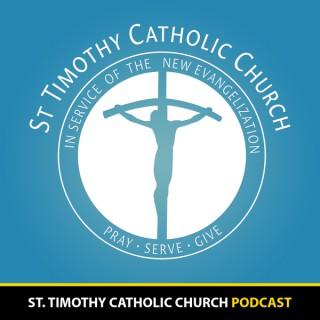 St. Timothy Catholic Church Podcast