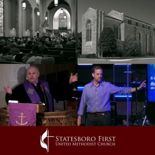 Statesboro First UMC Messages