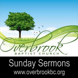 Sunday Morning Sermons - Overbrook Baptist Church