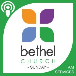 Sunday morning – Bethel Church