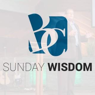 Sunday Wisdom