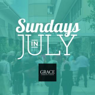 Sundays in July Sermon Podcast
