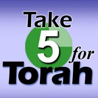Take Five For Torah