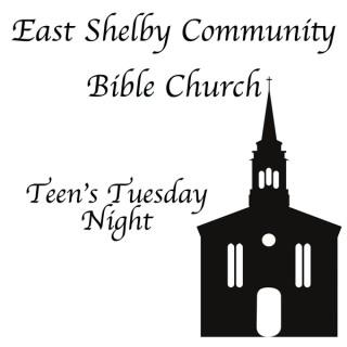 Teen Bible Study - East Shelby Community Bible Church