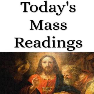 Today's Catholic Mass Readings