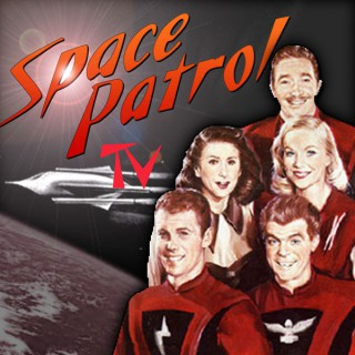 Space Patrol  TV