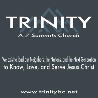 Trinity Baptist Church - Danielsville, Ga.